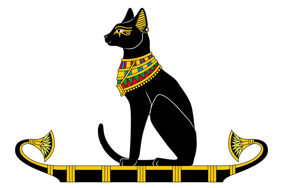 De kat had vroeger een sociale, een praktisch en een symbolische functie.©Maria Mishina - Fotolia