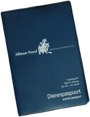 Een Nederlands Dierenpaspoort (c) B. ten Brink