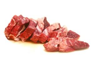 Fretten zijn carnivoren en kunnen daarom geen plantaardig voedsel verdragen